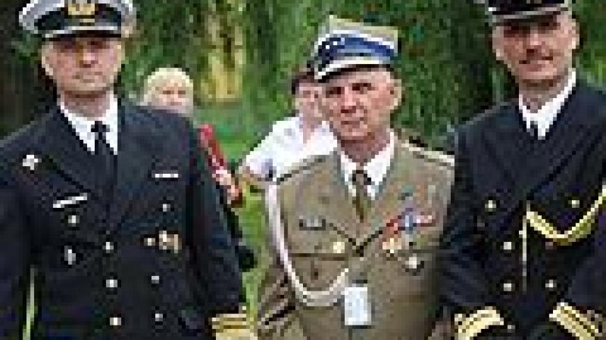 Marynarskie życie od Bałtyku do Urugwaju