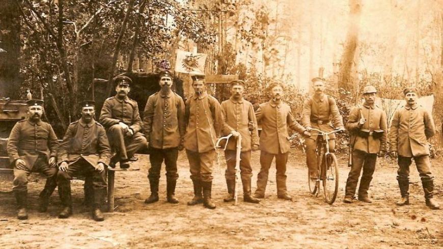 W setną rocznicę wybuchu I wojny światowej